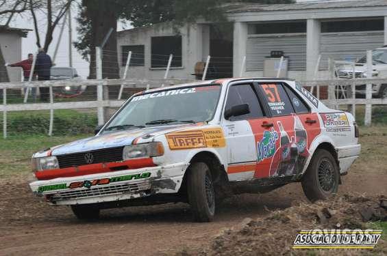 Senda de rally categoria n7 rally federal