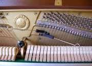 Afinación y reparación de pianos