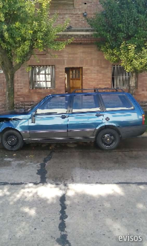 Fiat duna weekend scr 1.6 año 1995