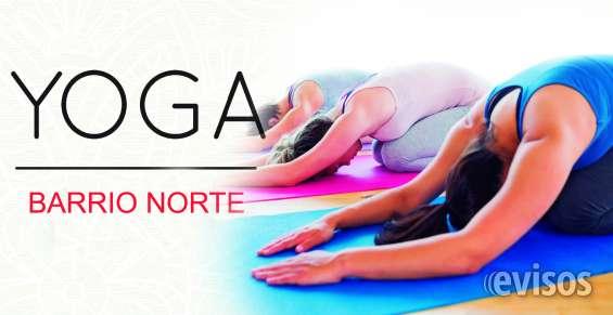 Yoga en barrio norte