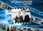 ESTUDIO DE ACTUACION- CINE , TEATRO, TELEVISION, PUBLICIDAD - SAN ISIDRO- MARTINEZ - CABA