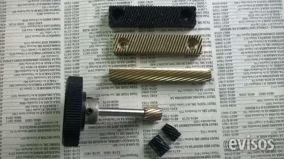 Nos especializamos en micro-engranajes