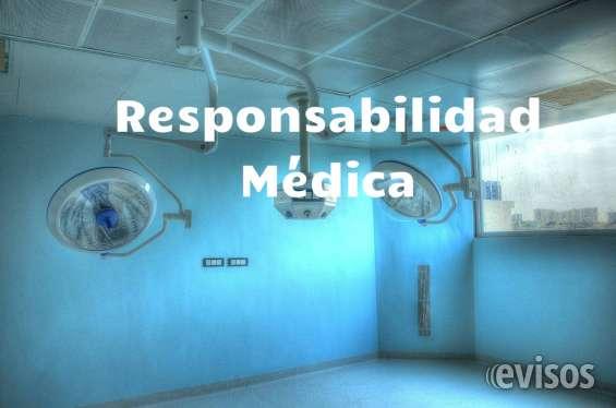Responsabilidad medica por mala praxis. abogados.oficinas en caba y olivos