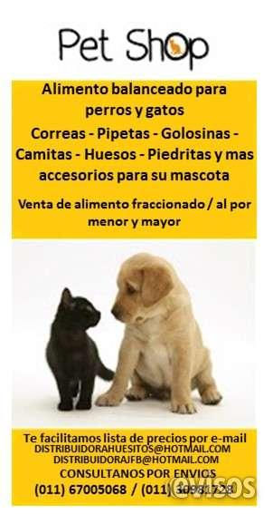 8f5d74875449 Venta de alimento para mascotas por mayor en Lanús - Animales ...