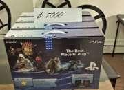 Consola playstation 4, 500gb, 2 controles, 2 juegos garantia oficial