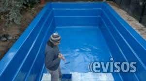 Reparacion de piscinas y piletas de fibra y hormigon