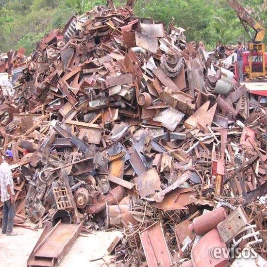 Franco metales compra chatarras y metales
