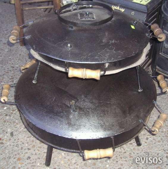 Discos de arado para cocinar