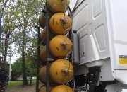Gas natural en gasoleros , conversión en motores diesel a gnc 100%