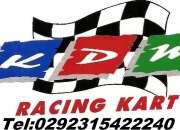 Karting KDM chasis para tierra y asfaltp