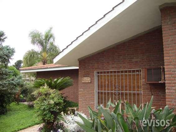 Linda casa en venta en villa carlos paz, barrio miguel muñoz