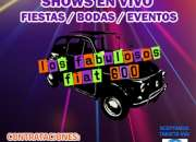 Grupo fiestero- covers- los fabulosos fiat 600