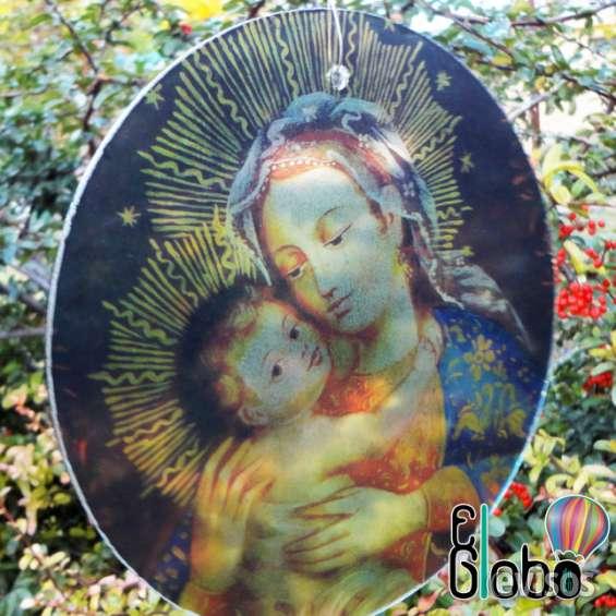Fotos de Mandalas de vidrio protectores paz armonia bienestar elglobo deco 5