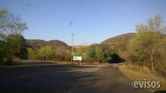 Chacrita de 1.43 has. en villa amancay, calamuchita, córdoba