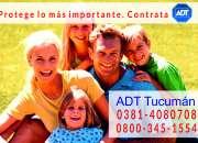 Alarmas adt  0381-4080708