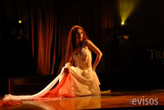 Clases individuales de danzas arabes tribal fusion coreografias