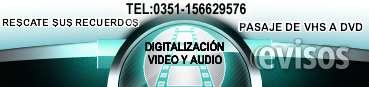 Digitalizamos todos los formatos a dvd-0351156629576