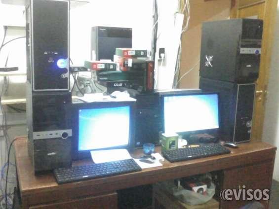 Service de pc,notebooks,netbooks - tecnicos reparadores a domicilio