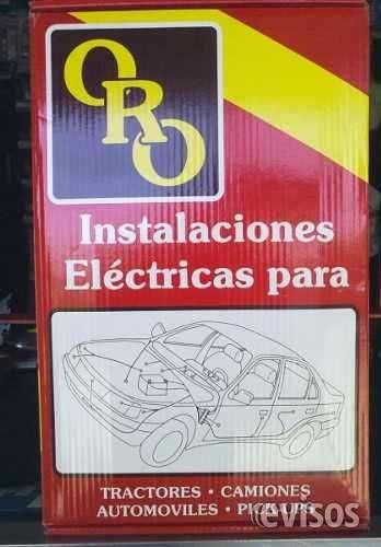 Instalacion electrica para chevy