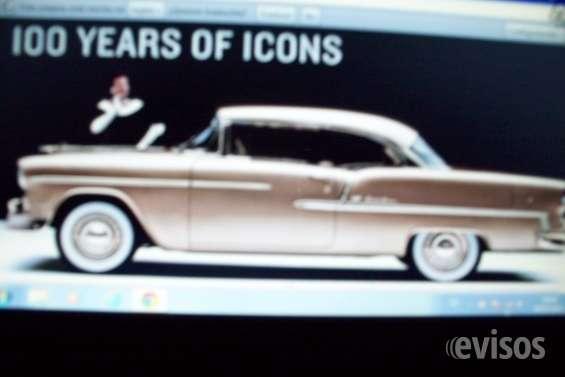 Catalogo publicidades autos americanos