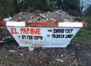 VOLQUETES ALQUILER DE VOLQUETES ALQUILO VOLQUETES, EL PARQUE, EN ALMIRANTE BROWN