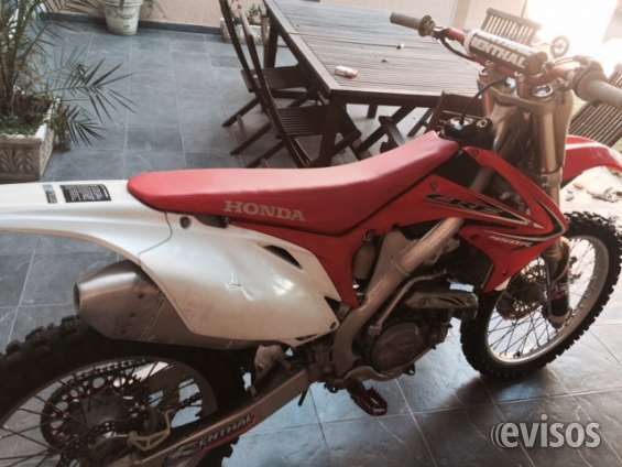 Honda cerf 450 - yamaha yzf 450 - suzuki rmz 450 año 2012 - kawasaki kxf 450 año 2012