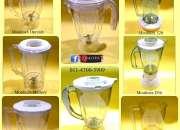 Licuadoras: vasos -jarrasde acrilico, usado segunda mano  Constitución
