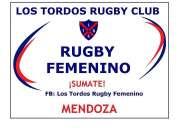 Rugby femenino - los tordos rugby club mendoza