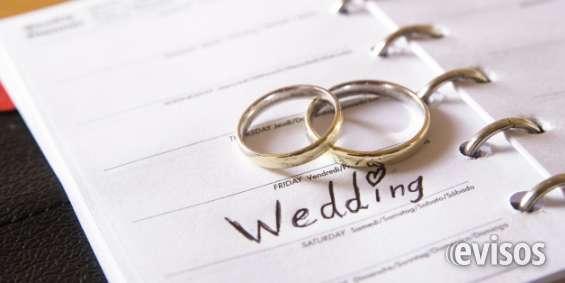 Wedding planner ( organizadora de eventos )