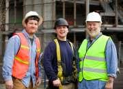 Carpinteros / electricista Trabajadores / construcción necesarios