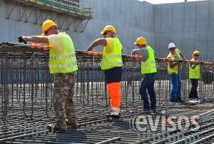 Se necesitan trabajadores de la construcción en los estados unidos