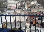 2 ambientes al frente con balcon