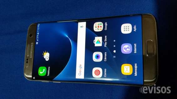 Samsung galaxy s7 edge 32gb 4g liberado (plateado)