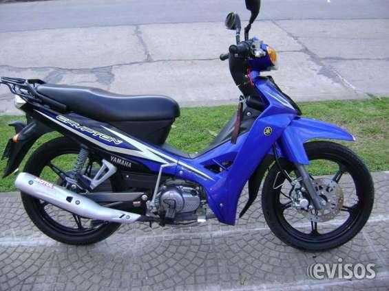 Yamaha crypton digna de ver nueva !!!