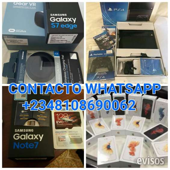 Whatsapp:+2348108690062 samsung s7 edge/note 7 $600, iphone 6s/6s+ $400, ps4/xbox one $250
