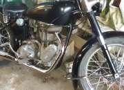 Vendo ajs 500 1948 rigida original $90000