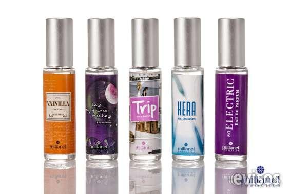 Perfumes para cartera