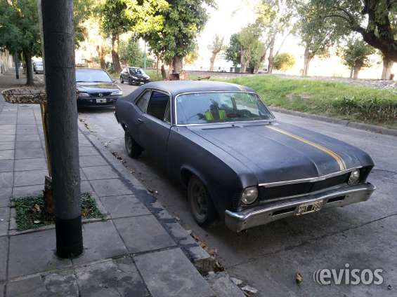 Chevy coupe 230 ss a terminar