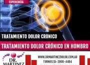 Dolor hombro crónico, GBA : Zona Sur, Quilmes-15-3908-4484