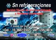 Instalacion y reparacion de aire acondicionado sp…