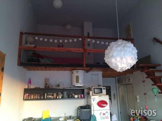 Fotos de Venta 1 amb. tipo loft doble altura 2