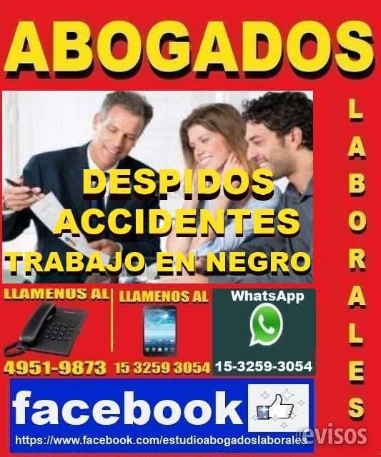 Consultas gratis, estudio de abogados laborales