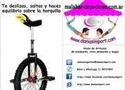 Monociclo Trial Rodado 20