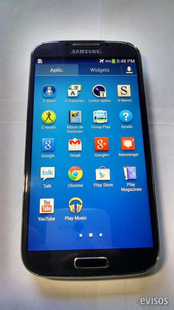 Samsung s4 i9500 - libre -8 nucleos 2gb ram excelente !