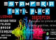 Estamperia textil black (zona oeste) san justo-ta…