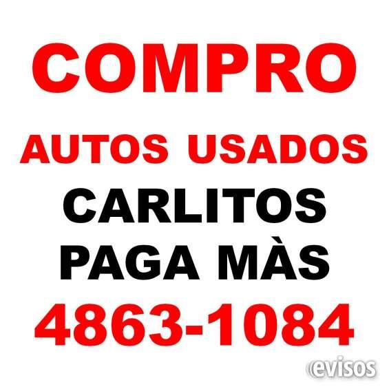 Compro autos usados te:48631084