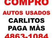 Compro autos usados carlitos paga màs te:48631084