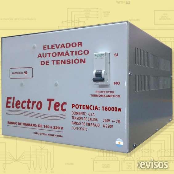 Elevador de tensión en moron 01148492747