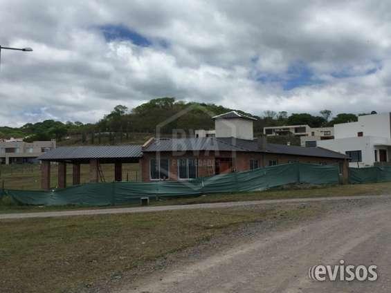 Casa en venta a estrenar en praderas de san lorenzo