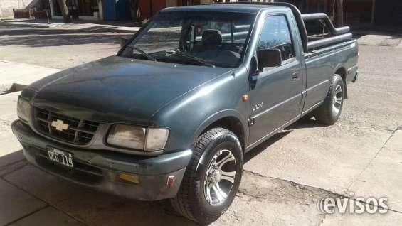 Vendo Chevrolet Luv 25 Turbo Diesel Mod 99 En San Carlos